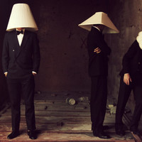 117 x 165 Lampshade Men Photograph by maureendai on Etsy