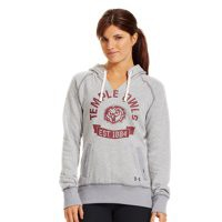 Under Armour Women's Under Armour® Legacy Temple Football Hoodie