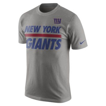 Nike Team Stripe (NFL Giants) Men's T-Shirt