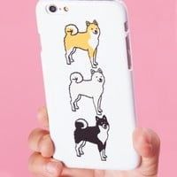 Shibe Doge Iphone Case