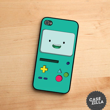 iPhone 5 Case Beemo BMO The Adventure Time iPhone 5S Case, iPhone 4/4S Case, iPhone 5C Case