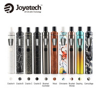 New Joyetech eGo AIO Vape Kit 1500mAh 2ml E-juice Capacity All-in-One Kit Electronic Cigarette Vaporizer Original vs ijust s
