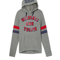 University Of Arizona Crossover Pullover Hoodie - PINK - Victoria's Secret