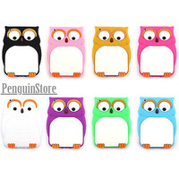 Cute Owl Silicone Soft Rubber Gel Skin Back Case Cover For Apple iPad Mini