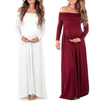 Maternity Women Dress