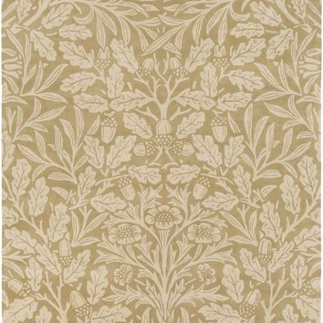 Surya William Morris Arts and Crafts Green WLM-3012 Area Rug