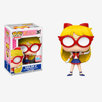 Funko Sailor Moon Pop! Animation Sailor V Vinyl Figure 2017 Fall Convention Exclusive