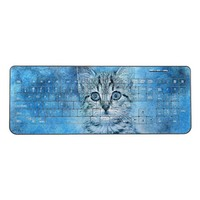 Vintage Pet Art Wireless Keyboard