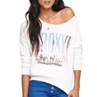 Roxy Live Sometimes Crew Fleece at PacSun.com