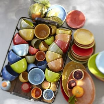 Colorful Tapas Dinnerware