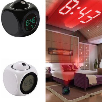Talking Digital Alarm Clock