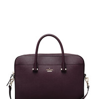 "13"" saffiano laptop bag"