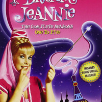 I Dream Of Jeannie Complete Box Set [DVD]