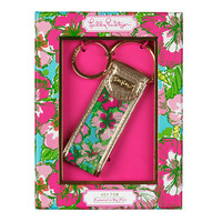 LILLY PULITZER: Key Fob - Big Flirt