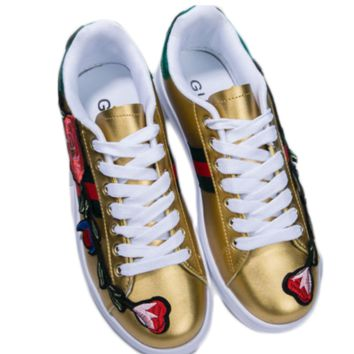 GUCCI Trending Fashion Casual Sports Shoes