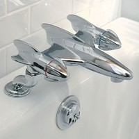 bookofjoe: Belle Air Bathtub Hardware