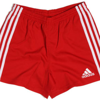 adidas Adidas Team Wear 3 Stripe Rugby Shorts, £8.99