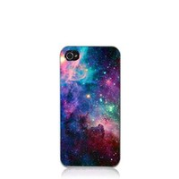 Zeimax® UV Case for iPhone 5 5S - Galaxy Space (multi)