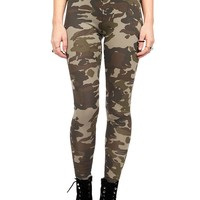 Go Army Leggings