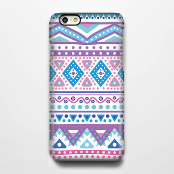 Pastel Aztec Ethnic iPhone 6 Plus 6 5S 5C 5 4 Protective Case #239