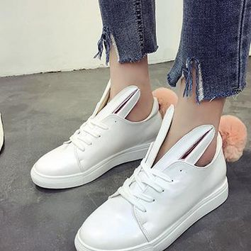 Bunny Ear Shoes