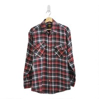 Tradesmax Pro Men's Snapfront Flannel Work Shirt More Colours Available  | Giant Tiger