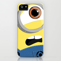 Minion iPhone & iPod Case
