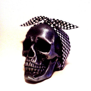 Racing Print Checkered Wire Headband Dolly Bow Retro Pin Up Rockabilly Headand Headwrap Twist Bow Hair Accessories