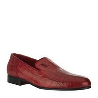 Billionaire Alligator Leather Loafer