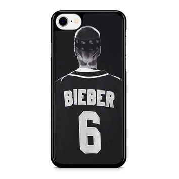 Justin Bieber Jersey Iphone 8 Case