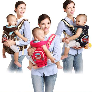 Baby Carrier Sling backpack carrier top mochila portabebe backpack baby carrier baby suspenders toddler wrap with Waist Stool