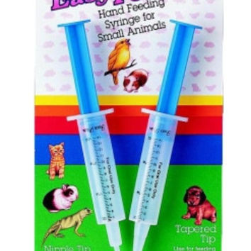 Easy Feeder Syringe 2 PK
