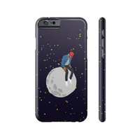 Kid Cudi Apple IPhone 4 5 5c 6 6s Plus Galaxy Note Case Man on the Moon indicud