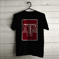 Texas A&m Red Custom T-shirt | Men T-shirt | Woman T-shirt | Tank Top | Shirts