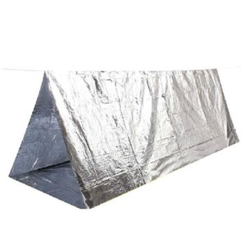 2 Persons Tube Tent Emergency Survival