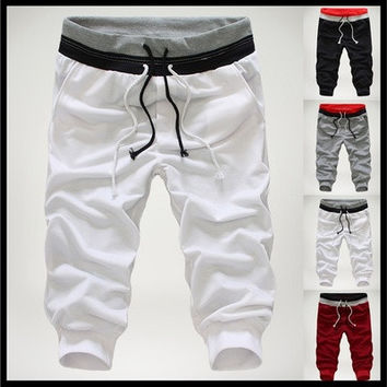 eff237e4bee US size XS-L Top Quality 2015 mens short pants casual sports sho
