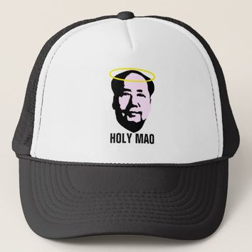 Holy Mao Trucker Hat
