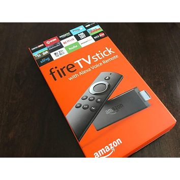 FULLY LOADED AMAZON FIRE TV STICK, FREE Cable TV, MOVIES,PPV,Adult Content,Live Fights