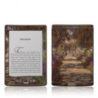Decalgirl Kindle Skin - Monet - Garden of Givenry