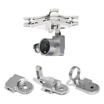 Phantom 3  Gimbal Repair Kit Protector Guard Yaw Roll Bracket Cover Cap DIY Replacement for DJI Phantom3 Professional Advanced