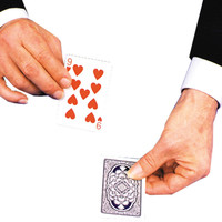 two card monte magic trick Case of 18