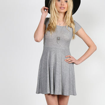 Striped Sk8er Girl Dress