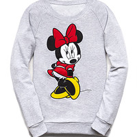 Sweet Minnie Mouse Sweatshirt