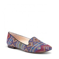 Printed Smoking Slipper