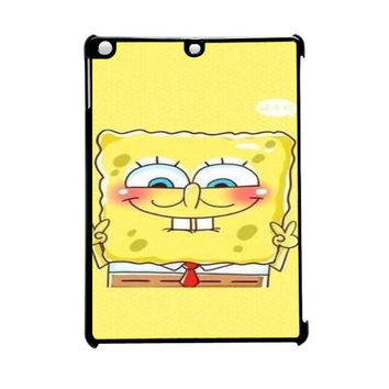 Spongebob And Patrick Best Friend iPad Air Case