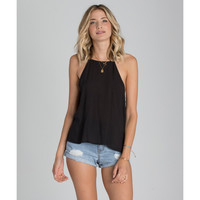 BEACH DWELLER SOLID TANK TOP