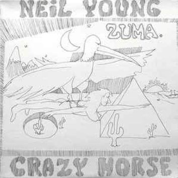 Zuma - Neil Young with Crazy Horse, LP (Pre-Owned)