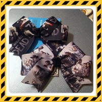 The Walking Dead bow set