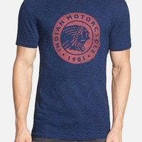 Men's Lucky Brand 'Indian Motorcycle' Graphic T-Shirt ,