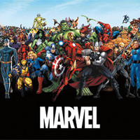 Marvel The Lineup Poster 22x34 RP5986  UPC017681059869